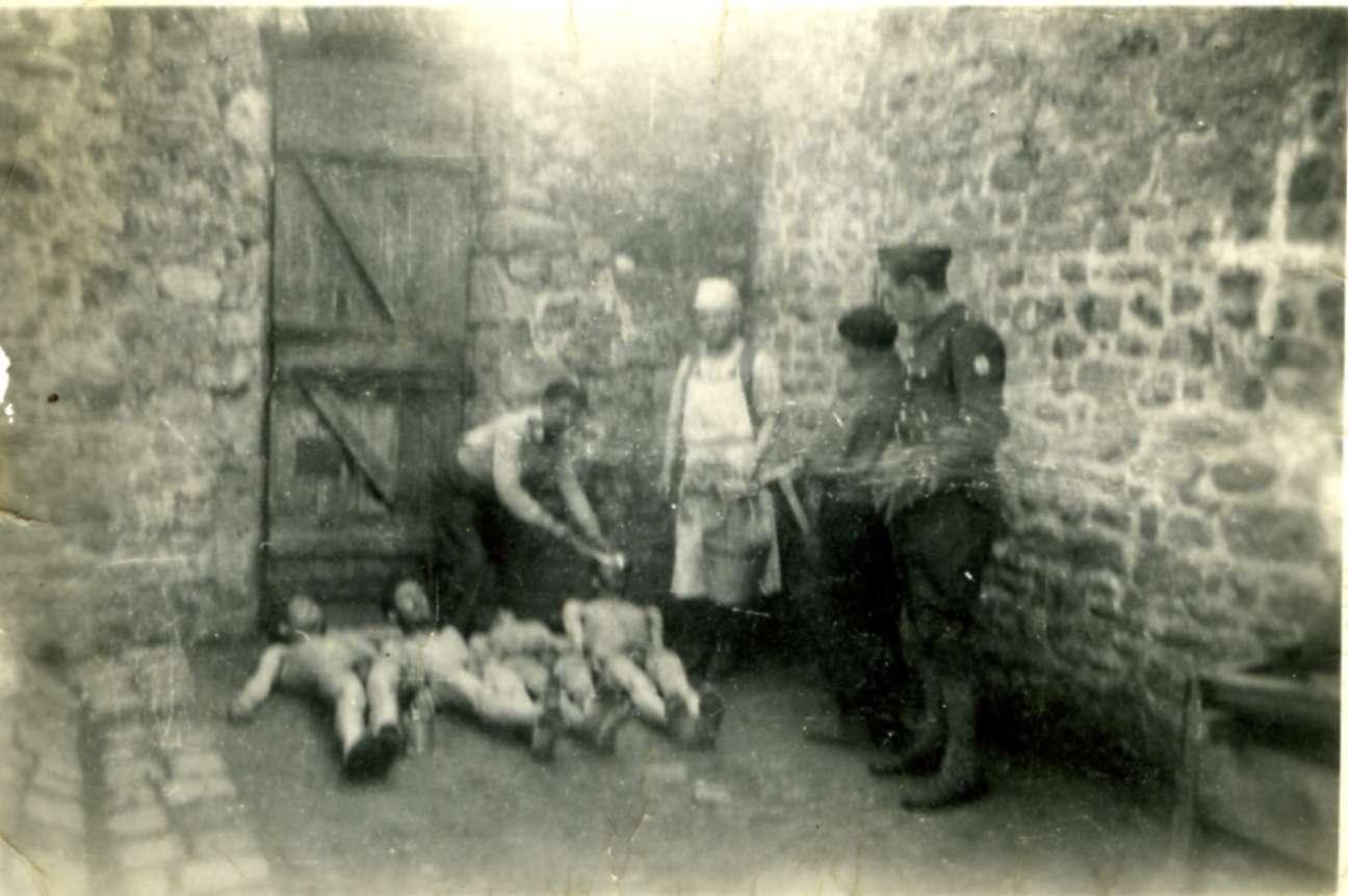 порка женщин в гестапо видео